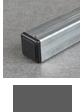 PVC캡(사각-속캡)
