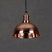 Mini Dome Copper Pendant (P3-005C)