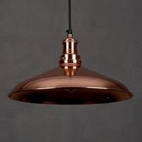 Industrial Ceiling Copper Pendant (P3-008C)