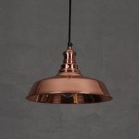 Industrial Copper Pendant (P3-009C)