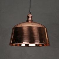 Bucket Copper Pendant (P3-012C)