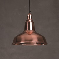 Copper Pendant Small with fitting (P3-014)