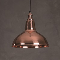 Copper Pendant Big with fitting (P3-015)