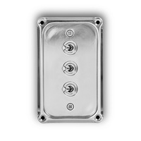 토글 스위치 커버 퓨터 플레이트 / Switch Plate Pewter / MK-SWIPP3
