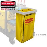 러버메이드 청소카트 교체용 비닐백 6183