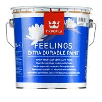 [티쿠릴라] 욕실, 베란다용 / 필링 엑스트라 페인트 2.7L